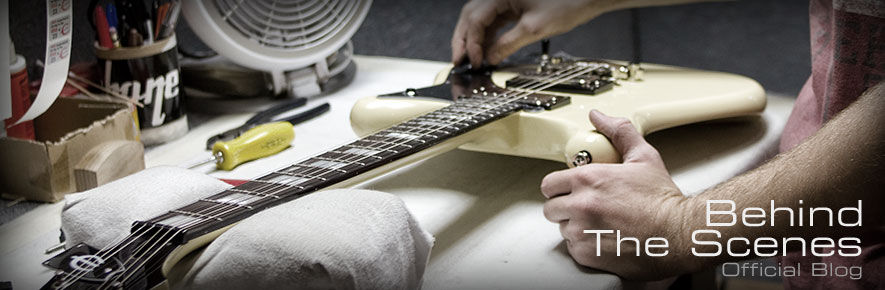 Behind the Scenes: Epiphone Official BLog
