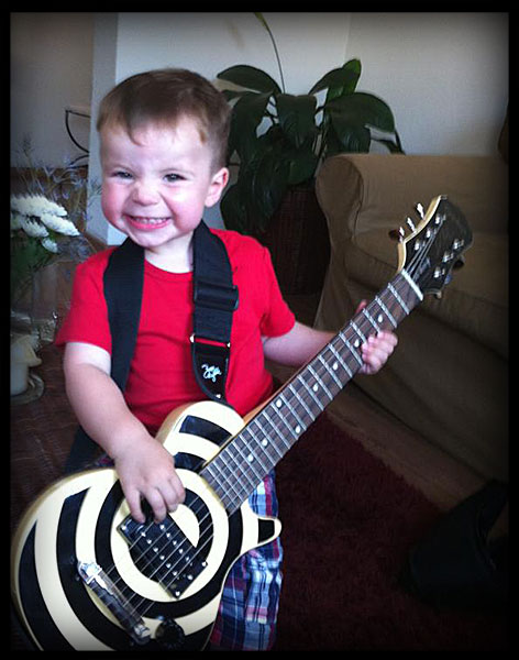 Zakk Wylde Would Be Proud!