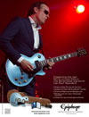 Joe Bonamassa Les Paul Standard Pelham Blue