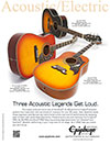 Epiphone Acoustic Legends