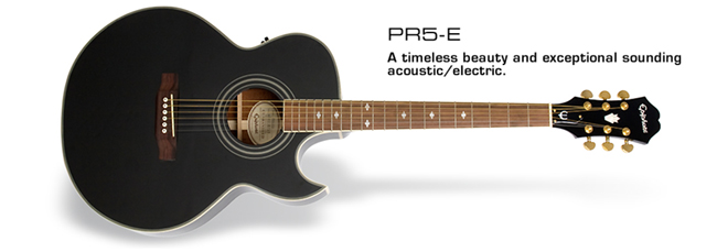 It's Acoustic Month! Buy A Select Epiphone Acoustic, Get A Free