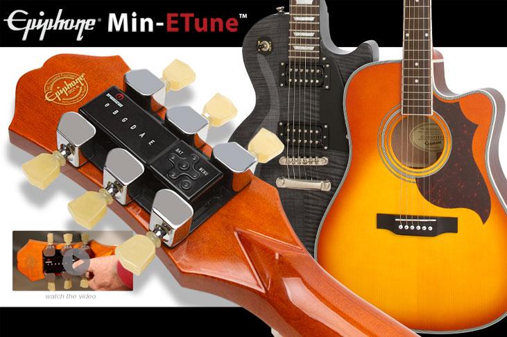 Epiphone Min-ETune
