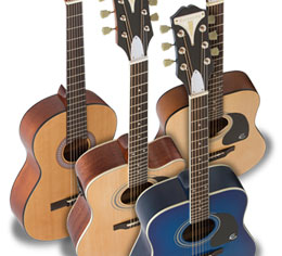 Epiphone PRO-1 Acoustic Collection