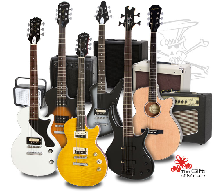 Epiphone Packs