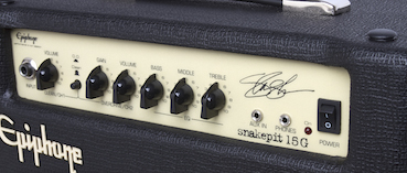 Slash Snakepit-15 Amp