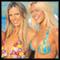 Epiphone and girls on the beach drive Hawaiian Tropic