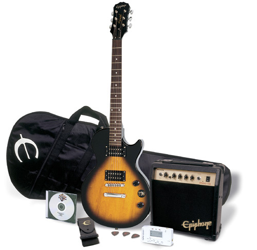 epiphone player packs offer great guitars at great prices. Black Bedroom Furniture Sets. Home Design Ideas