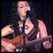 Katie Melua And Her Masterbilt EN-546C