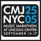 Epiphone Celebrates 25th Anniversary Of CMJ Music Marathon