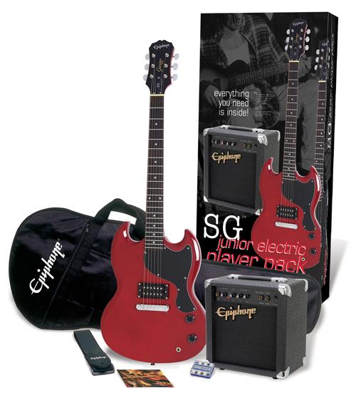 Epiphone Player Pack Sg Junior