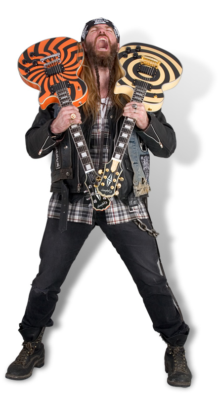 Zakk Wylde Signs New Contract With Gibson Guitar
