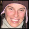 French Snowboarder Julie Pomagalski Checks Out Epi In Torino