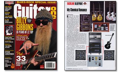 Gear Guitar Magazine of Guitar One Magazine