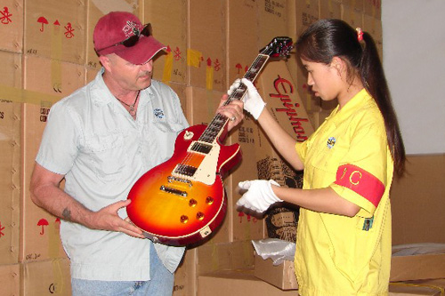 Gibson-Qingdao-Factory--All-Epiphone--All-The-Time