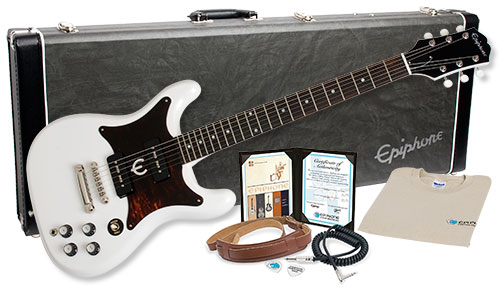 Epiphone-Is-Proud-To-Announce-The-1962-Wilshire-Reissue-In-White
