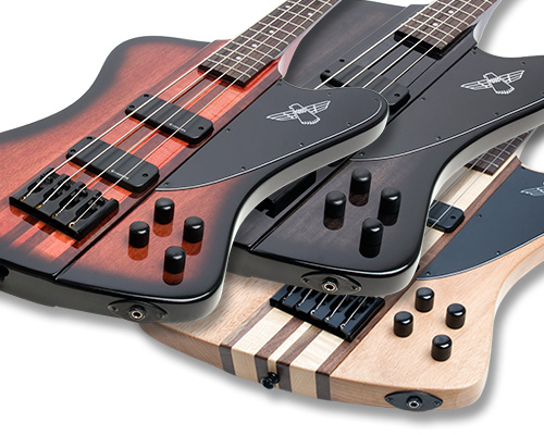 thunderbird pro basses. Black Bedroom Furniture Sets. Home Design Ideas