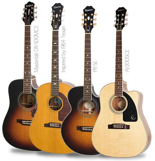Epiphone Guitars Prices