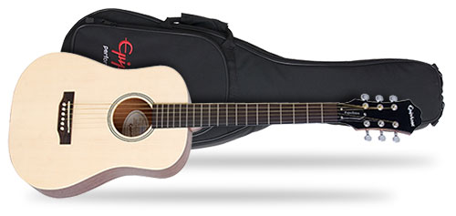 The Epiphone Expedition Acoustic A Travel Size Guitar That