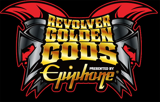 Epiphone Presents - Golden Gods Awards