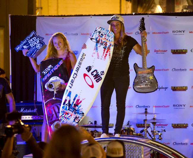 The 2012 Mastercraft Pro Wakeboard Tour sponsored by Epiphone