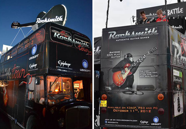 Epiphone and Rocksmith™ Team Up At Major European Festivals