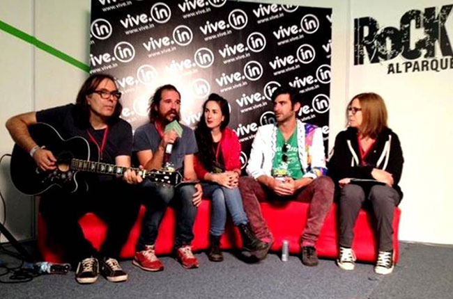 Epiphone Sponsors The Rock al Parque Music Fest