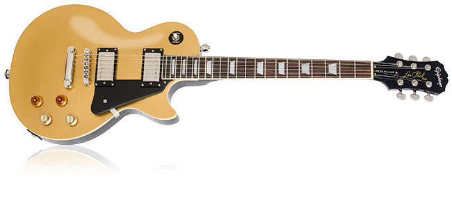 Win A Signed Joe Bonamassa Les Paul Goldtop