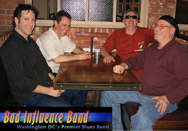 Washington DC's Premier Blues Band