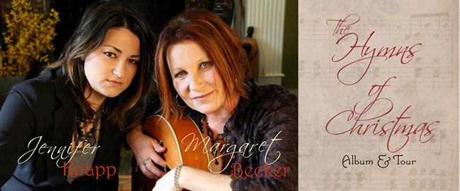 Margaret Becker Collaborates With Jennifer Knapp On Holiday Album