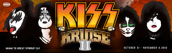 Tommy Thayer Rocks KISS Kruise II With Epiphone