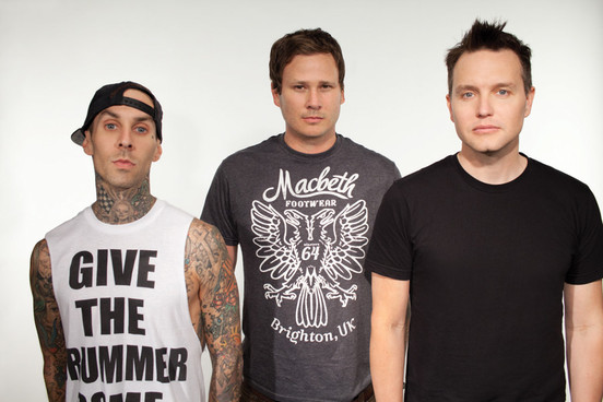 Blink-182 Goes Way Out