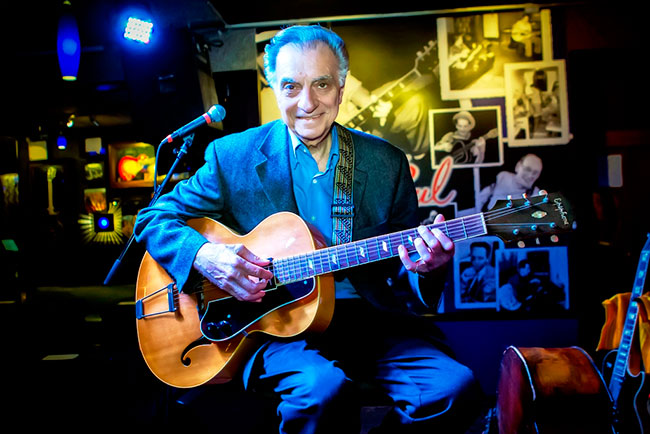 Lou Pallo: The Epiphone Interview