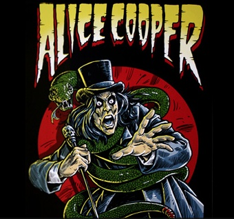 New Alice Cooper Collection In May