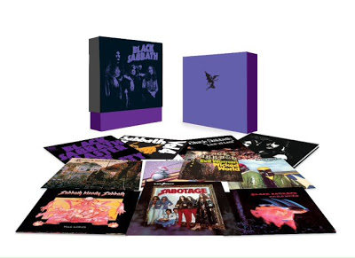 New Black Sabbath Vinyl Set