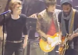 Gary Clark Jr. Jams With the Rolling Stones