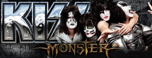 KISS Rocks South America