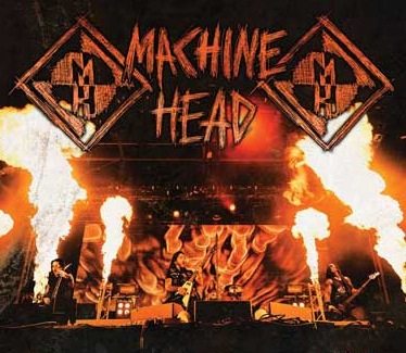 Machine Head Go Live