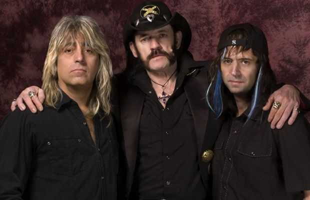 Motörhead Rolls On