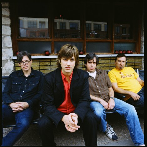 Old 97's Rev Up the Engine