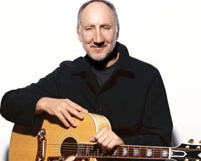 Pete Townshend Receives Les Paul Award