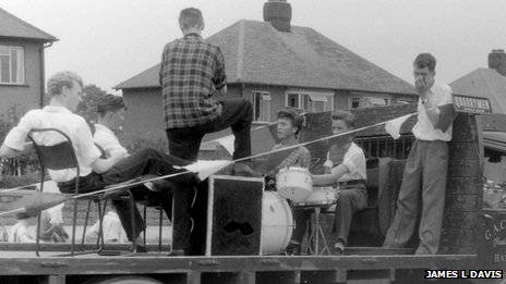 A Look Back at the Quarrymen
