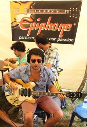 Epiphone at Utopia