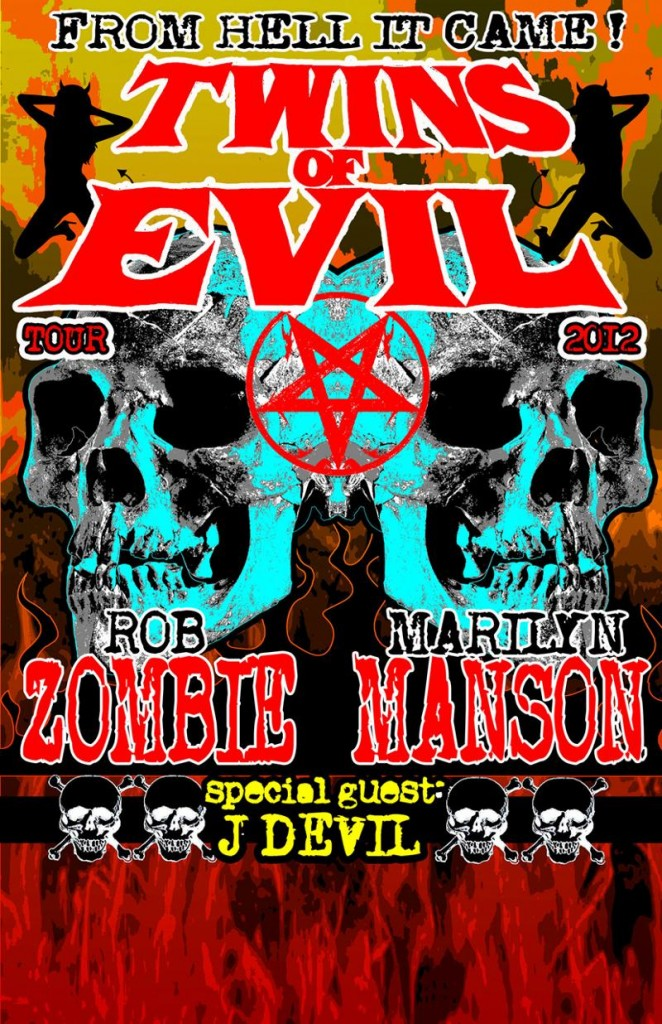 Manson Tour Tickets