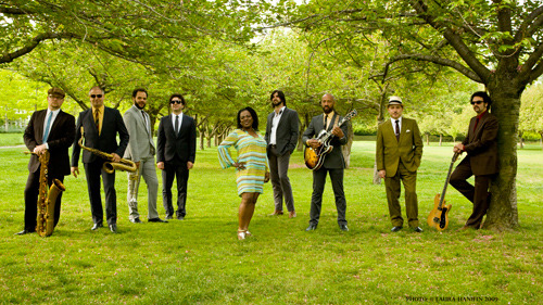 Rockin' The Road with Sharon Jones