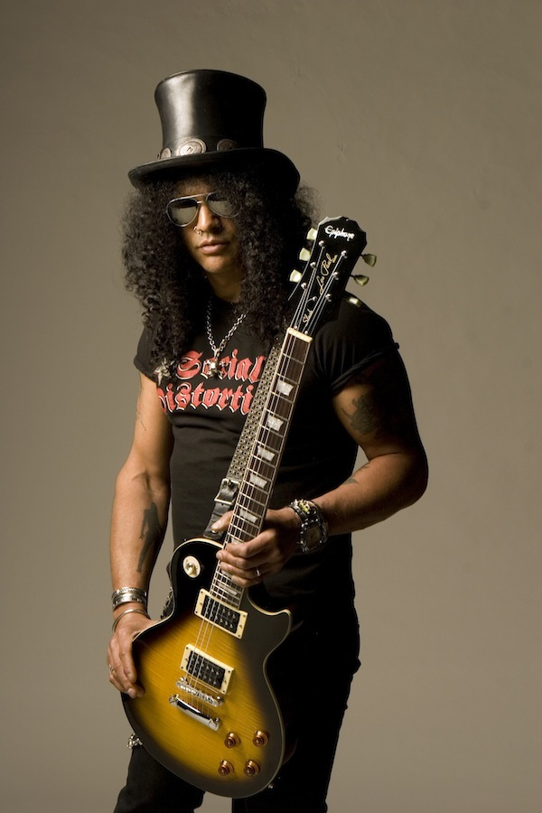 Slash Announces European Tour