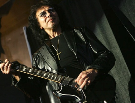 Tony Iommi Talks Sabbath