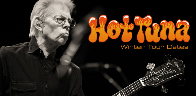 Hot Tuna Announces Winter Tour Dates
