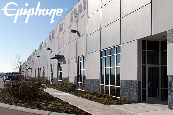 Epiphone Relocates To New Facility