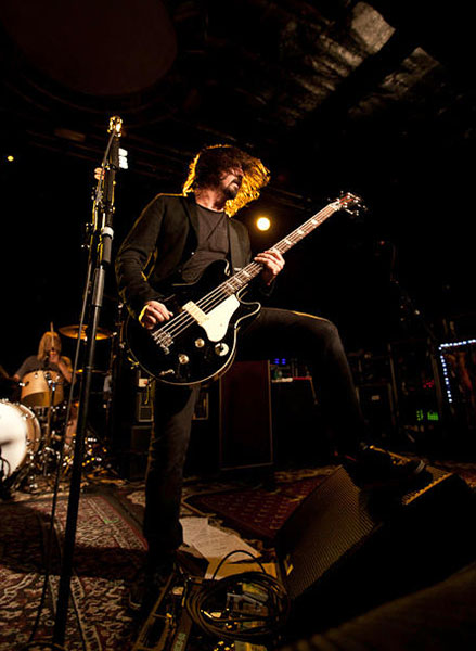 Dave Grohl Debuts Sound City at the Sundance Film Festival