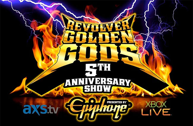 Fifth Annual Revolver Golden Gods Awards Show Presented By Epiphone